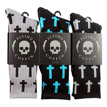 "Flying Coffin ""Inversion"" Socks (1 pair)"