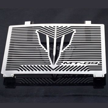 For YAMAHA FJ-09 / MT-09 Tracer 2015-2016 Motorcycle Accessories Radiator Grille Guard Cover Protector Fuel Tank Protection Net