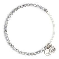 Ice Glisten Beaded Bangle | Alex and Ani