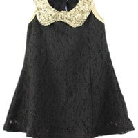 Buenos Ninos Girls Lace Dress
