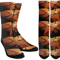 Basketball - Basketball Crew Socks