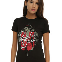 Panic! At The Disco Diamond Red Jacket Girls T-Shirt