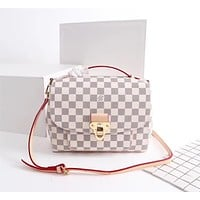 LV Louis Vuitton MONOGRAM CANVAS BOCCADOR INCLINED SHOULDER BAG