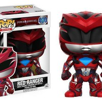 Funko Pop Movies Red Ranger 12460
