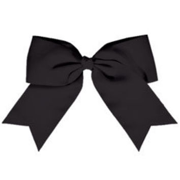 Go Big with our Jumbo Sized Cheerleading Hair Bows by Chasse