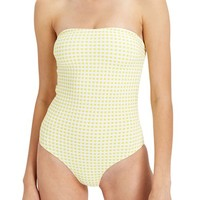 Onia Estelle Convertible One-Piece Swimsuit | Nordstrom