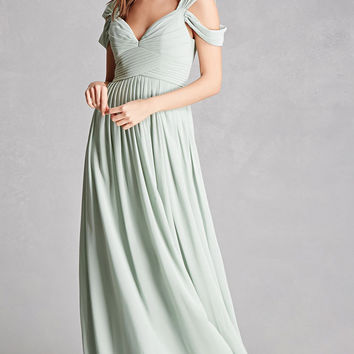 Soieblu Sweetheart Maxi Dress