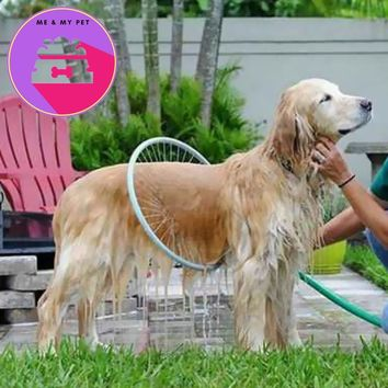 Pet Dog Cat Bathing Cleaner 360 Degree Shower Tool Kit Dog Cleaning Washing Bath Sprayers Pet Supplies