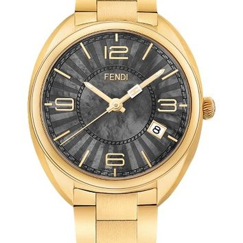 Fendi Momento Mother of Pearl Bracelet Watch, 34mm | Nordstrom