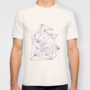 Shapes in Space T-shirt by Kayleigh Rappaport