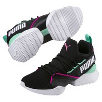 Evolution Muse Maia Street 1 Women's Sneakers | Puma Black-KNOCKOUT PINK | PUMA Sale | PUMA United Kingdom
