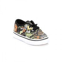 Vans Disney Infant Black The Jungle Book Authentic Trainers