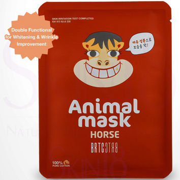 BRTC Animal Mask Horse (Moisture Care)