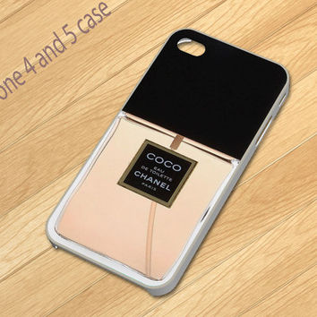 Coco Perfume Cover iPhone 4 iPhone 5 Samsung Galaxy S3 S4 Case