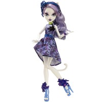 MONSTER HIGH® Gloom and Bloom™ Catrine DeMew® Doll - Shop.Mattel.com