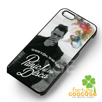 panic at the disco-Inay for iPhone 4/4S/5/5S/5C/6/ 6+,samsung S3/S4/S5,S6 Regular,S6 edge,samsung note 3/4