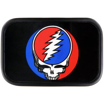 Grateful Dead - Large Steal Your Face Belt Buckle