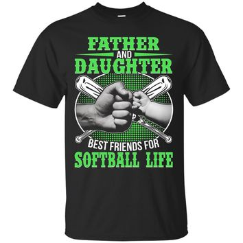 Best T-Shirt For Dad Who Plays Softball. Birthday Gift Ideas