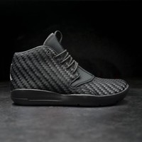 spbest JORDAN - Boy - GS Eclipse Chukka - Black/Cool Grey