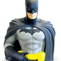 "DC Comics Batman 7"" Bust Bank"