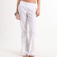 Roxy Morning Revealers Cutout Pants