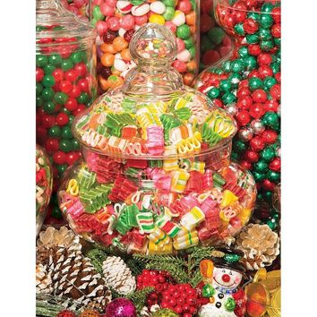 The Candy Jar-500pc Puzzle