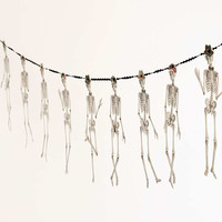Skeleton Garland - Urban Outfitters