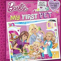 My First Pet Barbie STK
