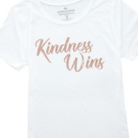 Kindness Wins Graphic T-Shirt