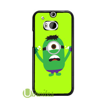 Despicable Me Minion The Hul  Phone Cases for iPhone 4/4s, 5/5s, 5c, 6, 6 plus, Samsung Galaxy S3, S4, S5, S6, iPod 4, 5, HTC One M7, HTC One M8, HTC One X