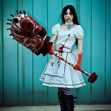 Alice Hysteria hobby horse from Alice Madness Returns