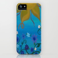 Sunny Bohemian Blooms iPhone & iPod Case by Shawna Stewart