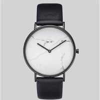 Designer's Trendy New Arrival Awesome Gift Good Price Great Deal Couple Simple Design Stylish Casual Leather Watch [9115641607]