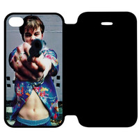 1990's Leonardo DiCaprio Romeo And Juliet White iPhone 4 | 4S Flip Case Cover