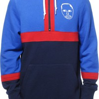 Sweatshirt By Earl Sweatshirt Earl Half Zip Up Hoodie