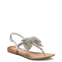 Jeweled Delight Rhinestone Bow Sandal - Naughty Monkey™ - Victoria's Secret