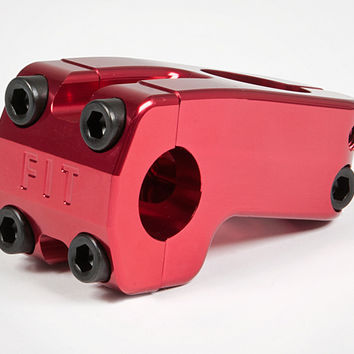 Fit Benny BMX Stem Red 46mm