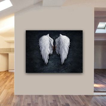 ANGEL WINGS Canvas Painting