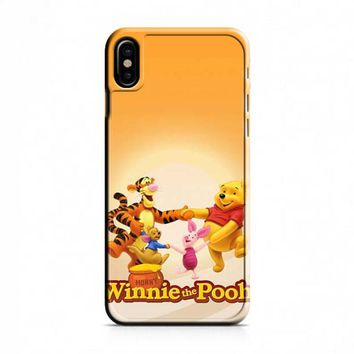 Winnie the Pooh and Friends iPhone X Case