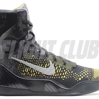 "kobe 9 elite ""inspiration"" - black/metallic silver-anthrct - Kobe Bryant - Nike Basketball - Nike 