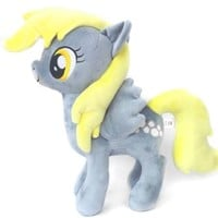 "Derpy Hooves 12"" Plush Doll My Little Pony Plushie IN UK"