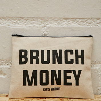 Gyspy Warrior Brunch Money Pouch