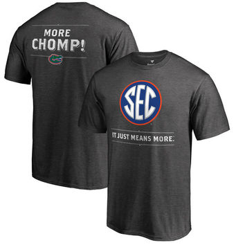 Florida Gators Fanatics Branded SEC Means More T-Shirt - Ash