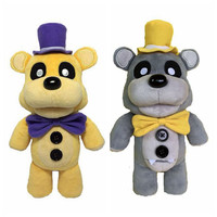 GOLDEN FREDDY 30cm  PLUSH FUNKO FIVE NIGHTS AT FREDDY'S FNAF FOX WALMART EXCLUSIVE Toy Dolls For Baby