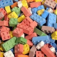 Candy Blox Blocks 2 Pounds, 2 Pound