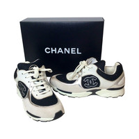 Chanel 2015 Sneakers Sold Out Worldwide 39 1/3