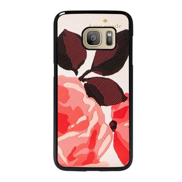 KATE SPADE CAMEROON STREET ROSES Samsung Galaxy S7 Case