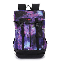 """Nike"" Cool Travel School Backpack Laptop Shoulder Bag"