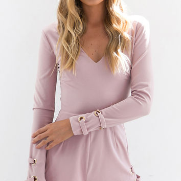 GLORIOUS HEIGHTS PLAYSUIT