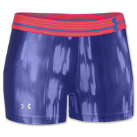 Womens' Under Armour Heatgear Alpha Print Shorts
